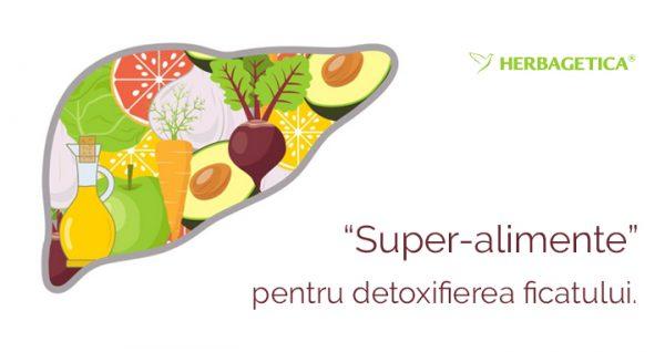 detoxifierea ficatului